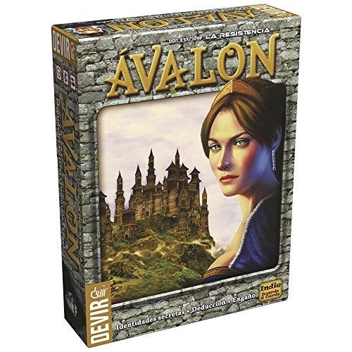 Devir–Kartenspiel Widerstand: ávalon (bgresiav)