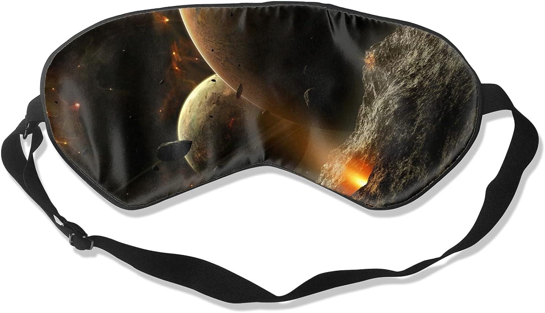 Tobzszz Planet Series Sleep Eye Mask Super Smooth Max 47% OFF Max 54% OFF Sleeping