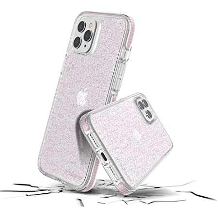 Prodigee Apple iPhone 12/iPhone 12 Pro Case - Rose  Superstar Series  6 ft. Military Grade Drop Tested  Wireless Charging Compatible Dual Layer ...