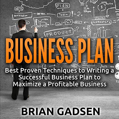 Business Plan audiobook cover art