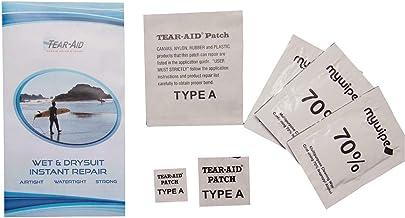 TEAR-AID Wetsuit & Drysuit Reparatie Patch Kit Type A x 3