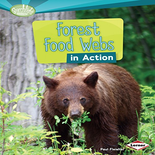 Forest Food Webs in Action cover art
