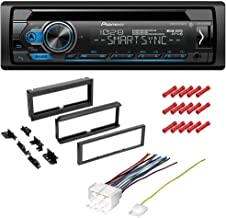 CACHÉ KIT2671 Bundle with Complete Car Stereo Installation Kit with Receiver - Compatible with 1992-1995 Chevy Astro – Single Din Radio Bluetooth CD/AM/FM Radio, in-Dash Mounting Kit (5Item)