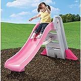Step2 Big Folding Slide, Pink, Plastic Slide And High Side Rails folding slides Nov, 2020