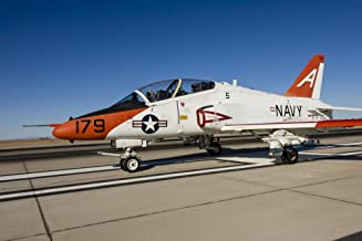 Posterazzi A U.S. Navy T-45C Goshawk takes off from Naval Air Facility El Centro California Poster Print (17 x 11)