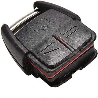 1PCS Black 3 Buttons Remote Key Fob Case Shell DIY Repair Kit for Vauxhall Opel Astra Vectra Zafira TS
