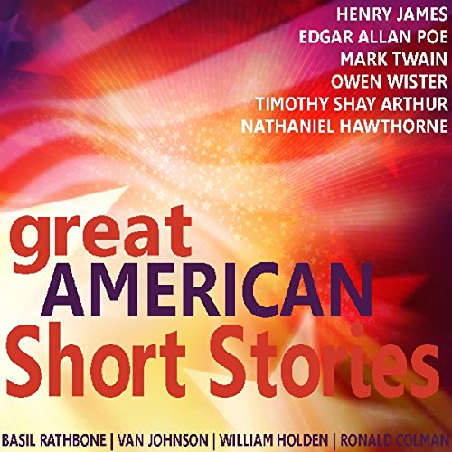 Great American Short Stories audiobook cover art