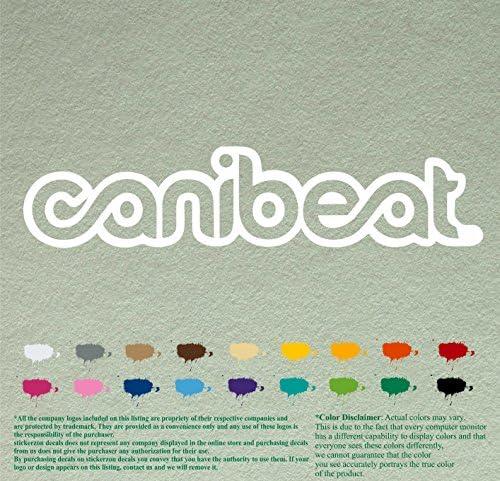 Canibeat sticker