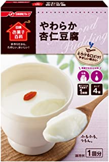 日清お菓子百科 やわらか杏仁豆腐 60g