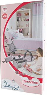 Amantine My Baby Doll Travelling Set