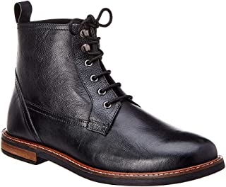 Mens Brent Plain Toe Casual Dress Boots Boots