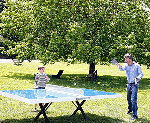 Kid - Mesa de ping pong exterior antivandalismo