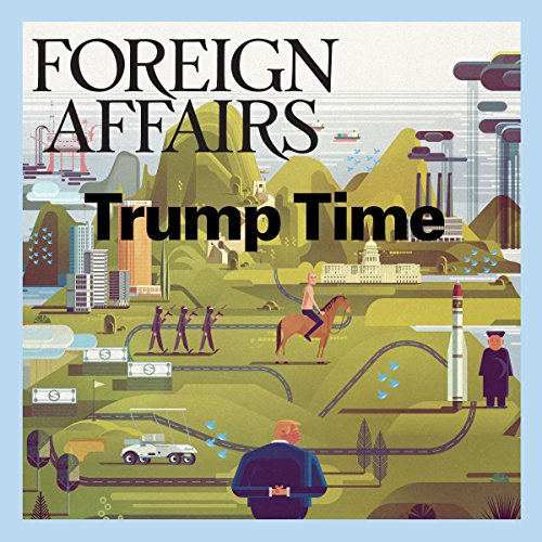Foreign Affairs - March/April 2017 audiobook cover art