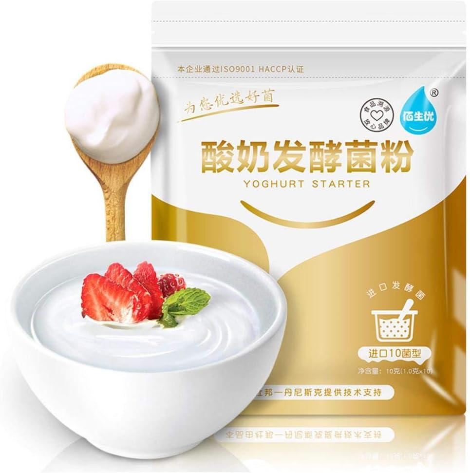 LLDWORK 1Pack Probiotic Yogurt Yeast Bombing Low price free shipping Saf Starter Homemade