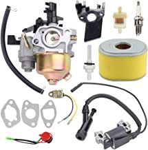 Trustsheer GX160 GX200 Carburetor 16100-ZH8-W61 Carb for Honda GX140 GX 140 GX 160 GX168 GX 168 GX 200 5HP 5.5HP 6.5HP Engine Motor Parts WP30X Water Pump Pressure Washer