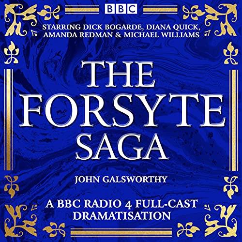 The Forsyte Saga cover art