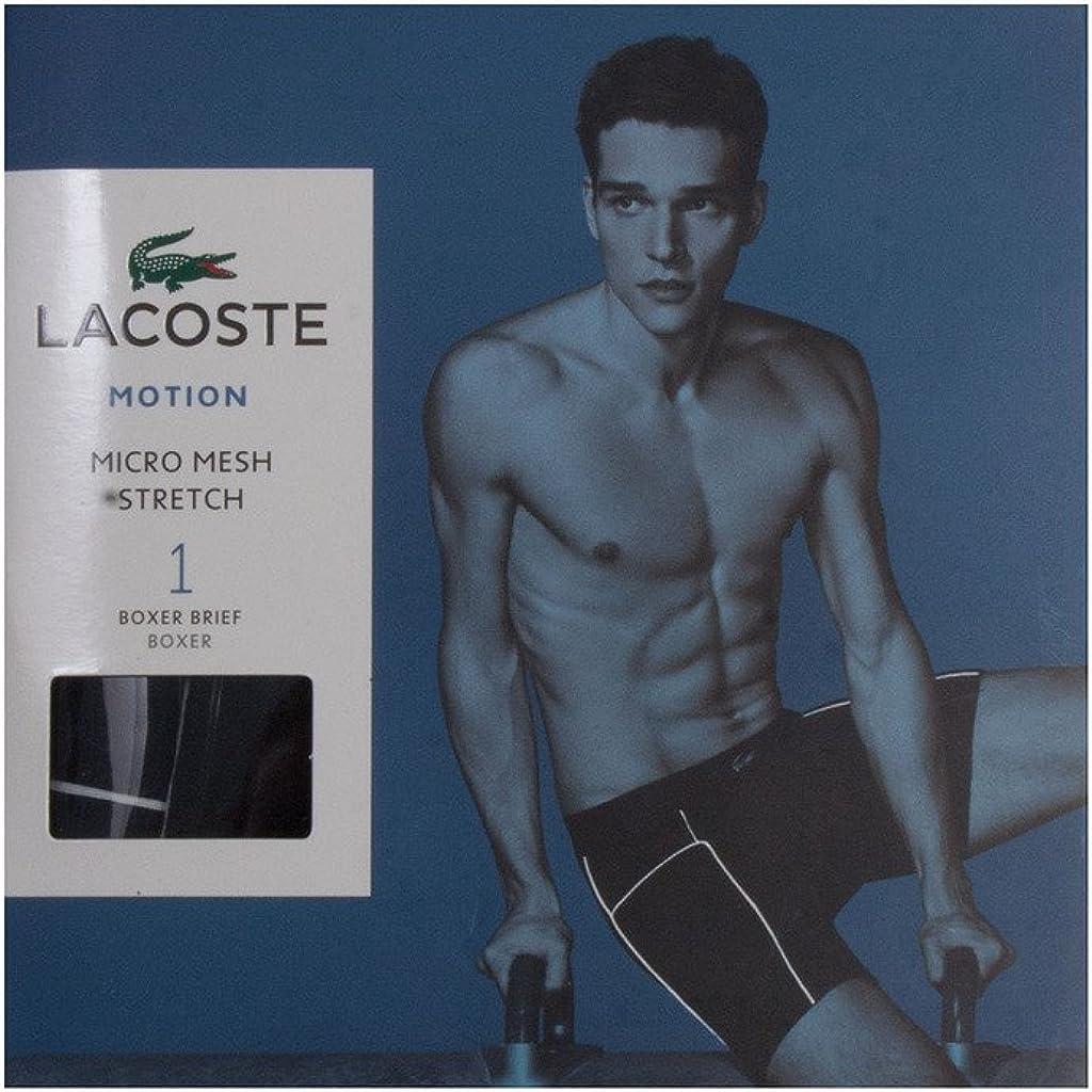 Lacoste Men's Motion Micro Mesh Boxer Brief