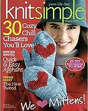 Knit Simple Winter 2015