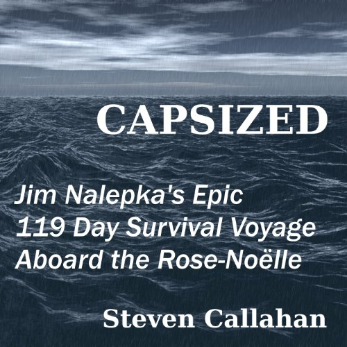 Capsized audiobook cover art