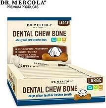 Dr. Mercola Dental Chew Bones for Dogs