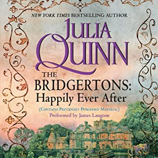 The Bridgertons: Happily Ever After cover art