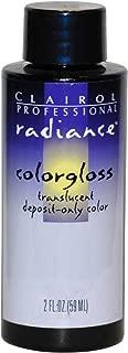 Radiance Colorgloss Semi-Permanent Hair Color 8A Light Ash Blonde