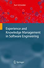 Experience and Knowledge Management in Software Engineering