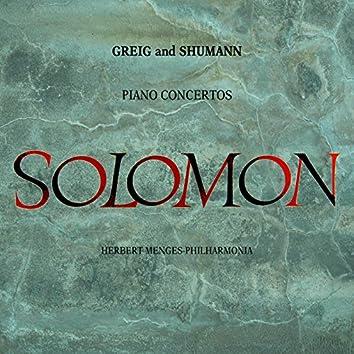Greig and Schumann: Piano Concertos