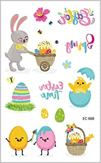 Tattoo Stickers For Children Toys And Hobbies,Education Toys,Kids Easter Sticker Easter Party For Easter Party Decoration