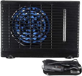 Car Universal DC12V 35W Evaporative Air Conditioner Car Air Conditioner Mini Cooling Conditioner Water Evaporative Air Fan