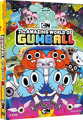 Lo Straordinario Mondo di Gumball-Stagione 6 (2 DVD)