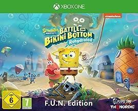 Spongebob Squarepants: Battle for Bikini Bottom - Rehydrated - F.U.N. Edition - Collector's - Xbox One