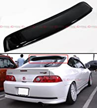 Cuztom Tuning Fits for 2002-2006 Acura RSX DC5 Type-S JDM Style Dark Smoke Rear Window Roof Visor