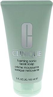 Clinique Foaming Sonic Facial Soap 150 Ml Temizleme Jeli 1 Paket (1 X 150 Ml)