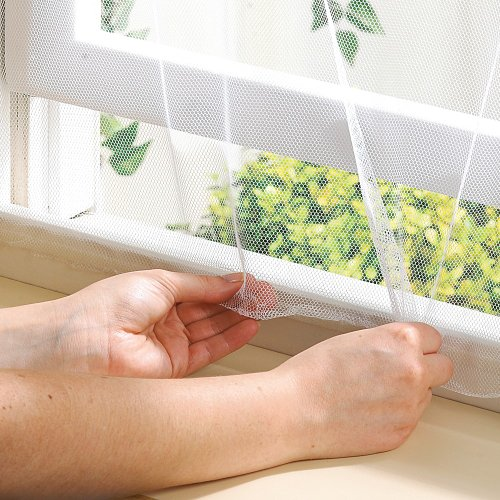 Easy Trim fenêtre moustiquaire