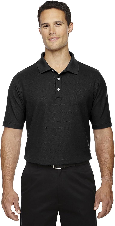 Devon & Jones Mens DRYTEC20 Tall Polo T Shirt, Black, 3XT