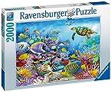 Ravensburger- Barriera Corallina Puzzle da Adulti, Multicolore, 2000 Pezzi, 16704