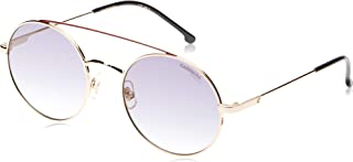 نظارات شمسية باطار بيضوي للاولاد من الجنسين من كاريرا، لون ذهبي 2004T/S