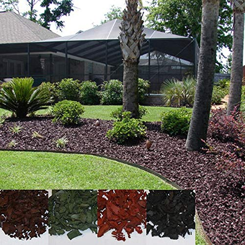 Big Sale Best Cheap Deals YARDWISE Landscape Rubber Mulch 75 Cu.Ft. Pallet-Cedar Red Color
