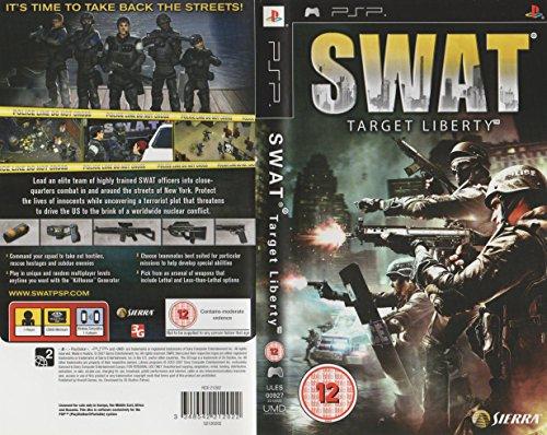 BUNDLE of RARE / COLLECTABLE PSP GAMES UMD MOVIES ?SIMPSONS GTA #1 SWAT Target Liberty