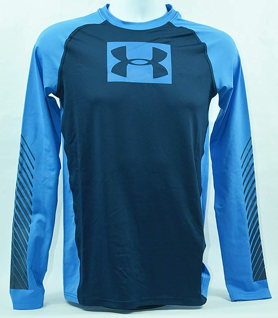 Under Armour Boys Armour graphic ls