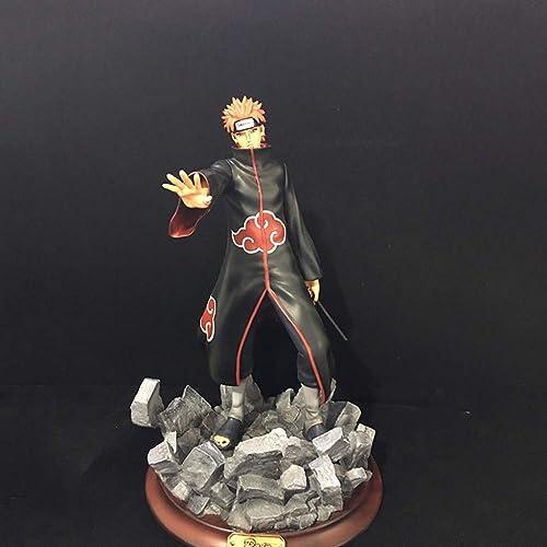 entrega rápida DYHOZZ Naruto Anime Estatua Pein Pein Pein Resina Juguete Modelo Exquisito Anime Decoración Manualidades Colección -12.2in Estatua de Juguete  barato y de moda