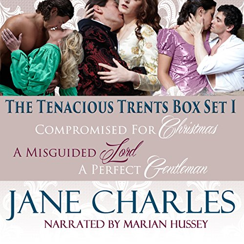 Tenacious Trents, Box Set 1 audiobook cover art