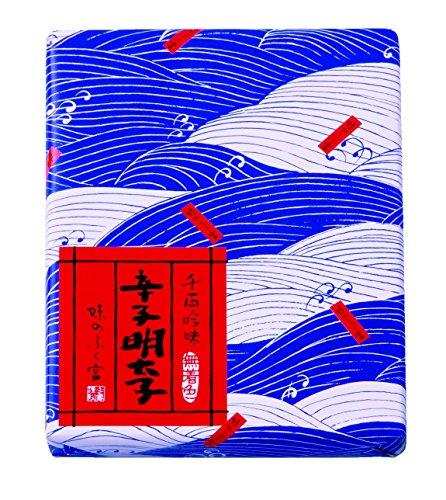 ふく富 辛子明太子(千両吟味)辛口 K-辛20 170g
