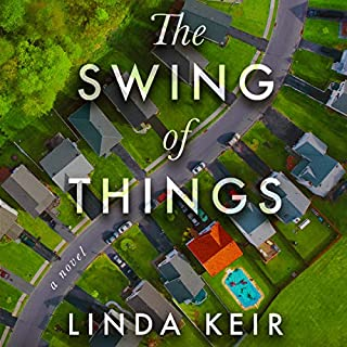 The Swing of Things audiobook cover art