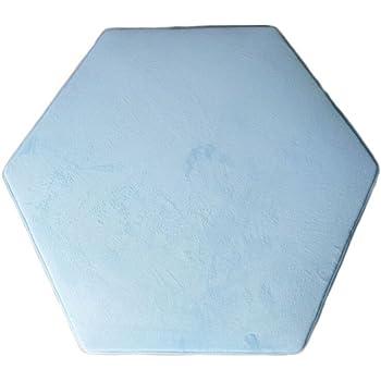 Prot/ège matelas parc 110x110 hexagonal
