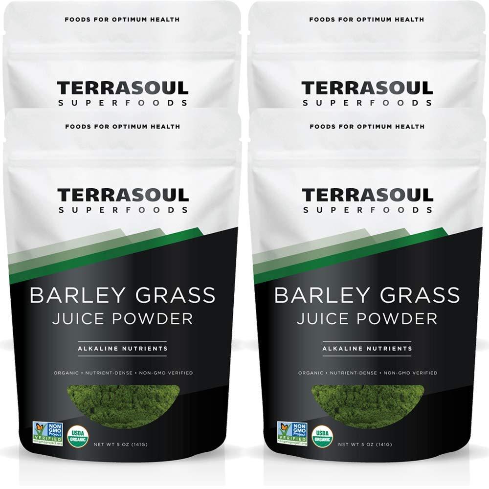 Terrasoul Superfoods Organic Barley Grass Ranking TOP19 Gorgeous Ounce Juice Powder 20