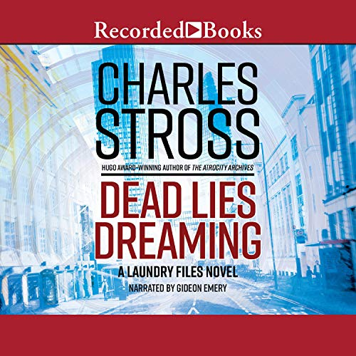 Dead Lies Dreaming cover art