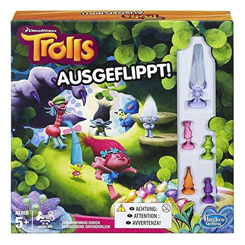 Hasbro Spiele B8441100 Ausgeflippt, Kinderspiel
