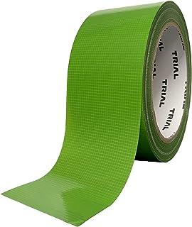 トライアル 養生テープ 緑 50mm*25m 50入